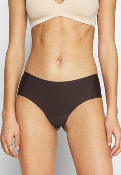 MAGIC Bodyfashion - DREAM INVISIBLES HIPSTER 2 PACK - Slip - chocolate
