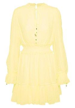 Forever New - MACIE DRESS - Vestido de cóctel - pastel yellow