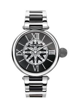 THOMAS SABO - KARMA  - Montre - silver-coloured, black
