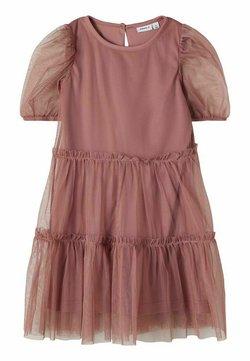 Name it - Cocktailkleid/festliches Kleid - nostalgia rose