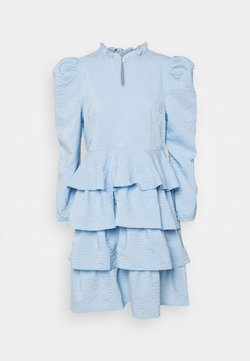 Love Copenhagen - TUNGA DRESS - Vestido de cóctel - cashmere blue