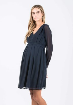 ATTESA - SARA - Sukienka letnia - dark blue