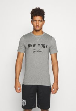 New Era - NEW YORK YANKEES MLB HERITAGE - Fanartikel - light grey heather