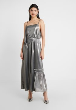 Three Floor - BOUVIER DRESS - Abito da sera - silver