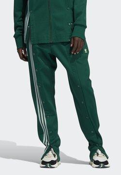 adidas Originals - Ivy Park 4 All 3 stripe Track  - Trainingsbroek - darkgreen