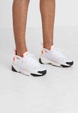 Nike Sportswear - ZOOM 2K - Sneakers laag - platinum tint/hyper crimson/white/black