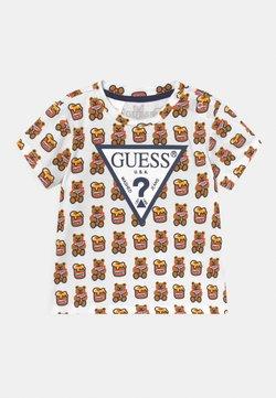 Guess - UNISEX - Camiseta estampada - multi-coloured