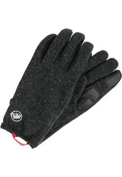Mammut - PASSION GLOVE - Fingerhandschuh - black mélange