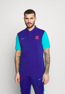 Nike Performance - FC BARCELONA - Squadra - deep royal blue/oracle aqua