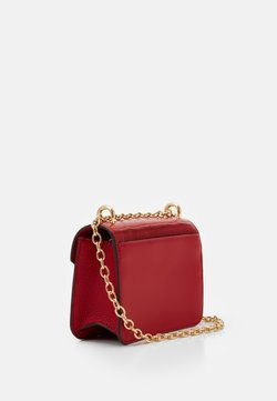 Lauren Ralph Lauren - CROSSBODY MINI - Umhängetasche - red