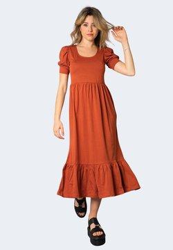 ONLY - Vestido informal - brick
