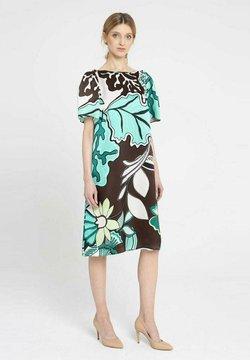 Deni Cler Milano - Sukienka letnia - zielony