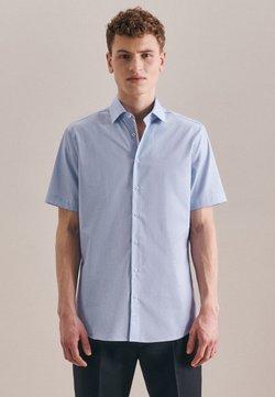 Seidensticker - BUSINESS SLIM - Hemd - blau