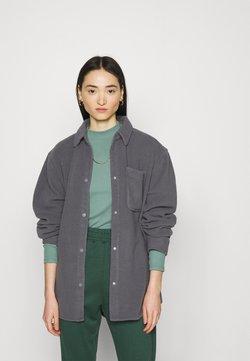 Weekday - BESS - Fleece jacket - greyish