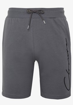 CLOSURE London - CHECKED SIDE PANELLED  - Jogginghose - grey