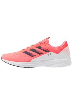 adidas Performance - Zapatillas de running neutras - signal pink/core black/footwear white