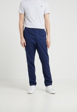 Polo Ralph Lauren - CLASSIC TAPERED FIT PREPSTER - Chinot - newport navy