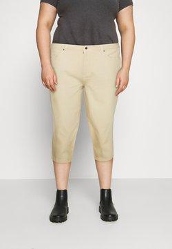 MY TRUE ME TOM TAILOR - Straight leg -farkut - blazed beige