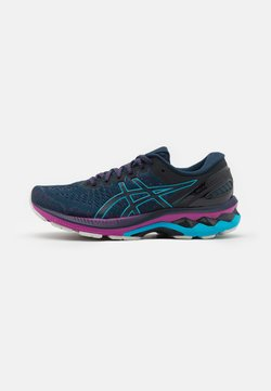 ASICS - GEL-KAYANO 27 - Zapatillas de running estables - french blue/digital aqua