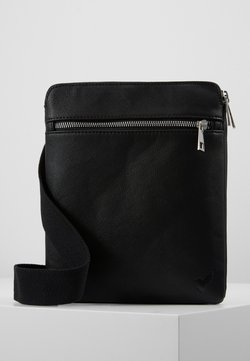 Pier One - Sac bandoulière - black