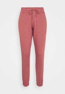 Cotton On Body - LIFESTYLE GYM TRACK PANTS - Pantaloni sportivi - chestnut