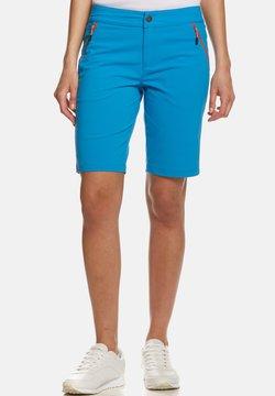 Jeff Green - MINA - Outdoor Shorts - blue aster