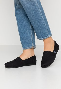 Skechers - BOBS PLUSH - Loafers - black