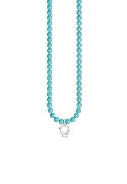 THOMAS SABO - Halskette - silver-coloured/turquoise