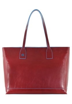 Piquadro - SQUARE - Shopping Bag - red