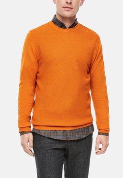 s.Oliver BLACK LABEL - Trui - light orange