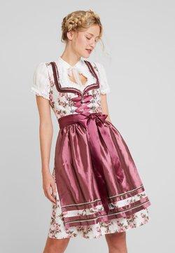 Marjo - NAKOMA - Dirndl - beige/rosenholz
