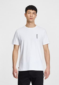 Timberland - T-Shirt basic - white/wheat