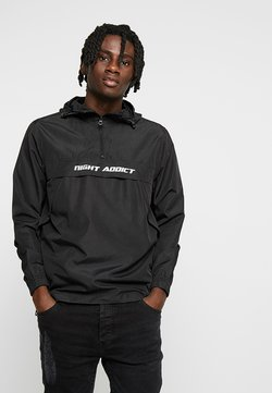 Night Addict - PRIME - Windbreaker - black