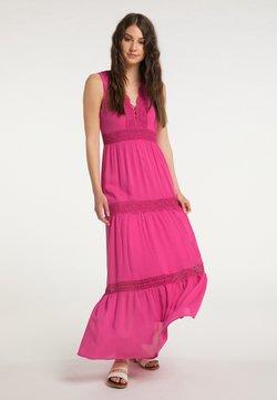 IZIA - Maxiklänning - pink