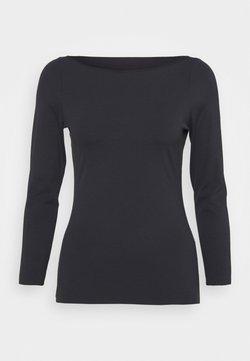 Nike Performance - THE YOGA LUXE - Koszulka sportowa - black
