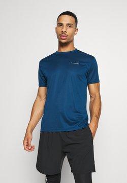 Endurance - VERNON PERFORMANCE TEE - T-Shirt print - poseidon