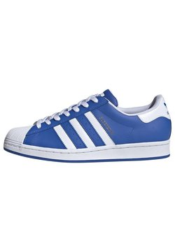 adidas Originals - SUPERSTAR SHOES - Sneaker low - blue