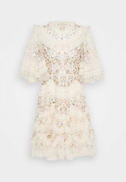 Needle & Thread - LALABELLE MINI DRESS - Cocktailkleid/festliches Kleid - champagne
