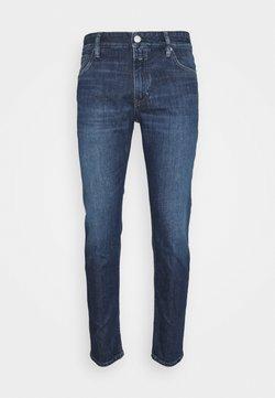 CLOSED - DROP CROPPED - Slim fit jeans - dark blue