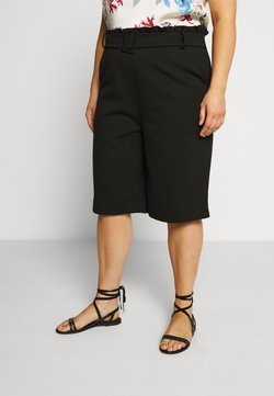 ONLY Carmakoma - CARFELICITY - Shorts - black