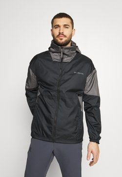 Columbia - POINT PARK™ LINED - Outdoorjacke - black/city grey