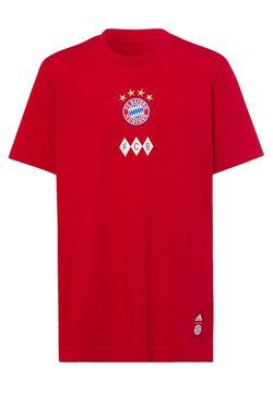 adidas Performance - FC BAYERN MÜNCHEN  - T-Shirt print - rot