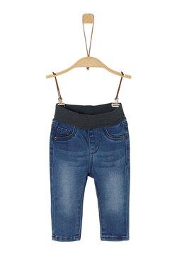 s.Oliver - Slim fit jeans - blue