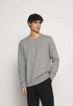 Napapijri - BALIS CREW - Sweater - medium grey melange
