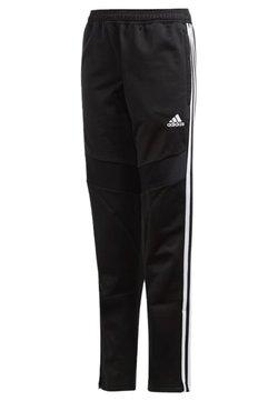 adidas Performance - TIRO 19 POLYESTER TRACKSUIT BOTTOMS - Spodnie treningowe - black