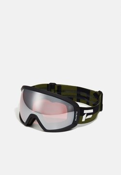 Flaxta - CONTINUOUS UNISEX - Skidglasögon - dust green/black