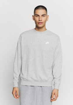 Nike Sportswear - Sweatshirt - dark grey heather/white