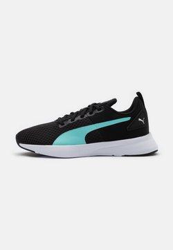 Puma - FLYER RUNNER SPORT - Zapatillas de running neutras - black