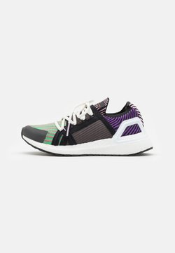 adidas by Stella McCartney - ULTRABOOST 20 S. - Laufschuh Neutral - core black/semi flash lilac/shadow purple