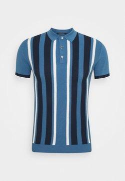 Gianni Lupo - Poloshirt - light blue